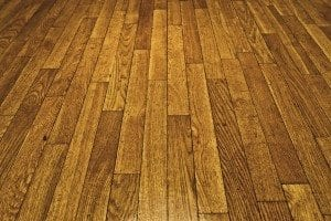 Old Parquet Hardwood Flooring