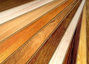 Commercial Hardwood Flooring In Various Colors