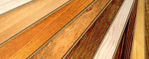 hardwood flooring in various colors