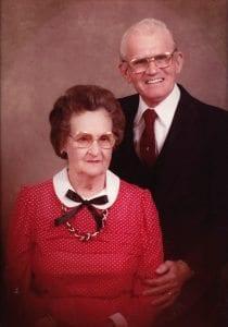 Founders of Mack's Flooring